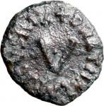 1796R 5 nummi 526-534 Valore Roma Bronzo