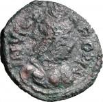 1794D 20 nummi 526-534 Albero tra due aquile Roma Bronzo