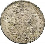 73R Scudo da 5 lire 1733 Scudo sagomato Torino Argento