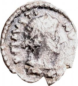 1793D Quarto di siliqua 518-526 Monogramma Ravenna Argento
