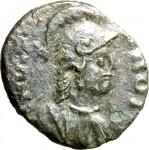 1799D 10 nummi 534-536 Iscrizione entro corona di alloro Roma Bronzo
