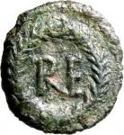 1791R 10 nummi 493-526 Monogramma Ravenna Bronzo