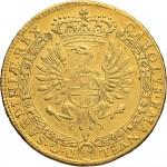 33D 4 zecchini da 36 lire 1745 Annunciazione Torino Oro